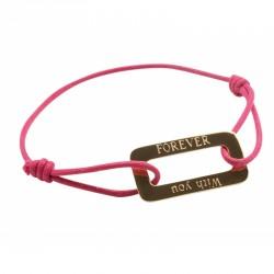 Bracelet L'Artémis - Plaqué or