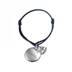 Bracelet Kids Cheval- argent