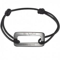 Bracelet L'Apollon - Argent