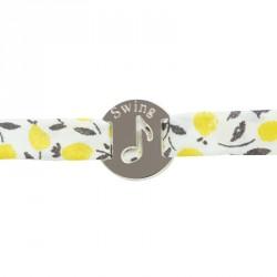 Bracelet Liberty Musique - Argent