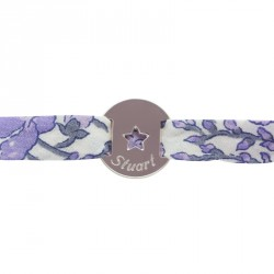 Bracelet Liberty Star - argent