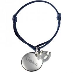 Bracelet Kids petit cheval- argent