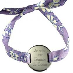 Bracelet Liberty Family- argent