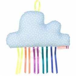 Boîte à musique nuage Nelly bleu ciel