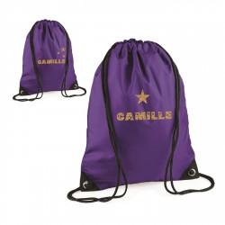 Sac à dos Camille etoile personnalisable
