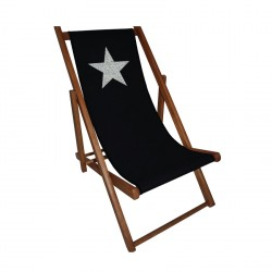 chaises longues en coton. Black Bedroom Furniture Sets. Home Design Ideas