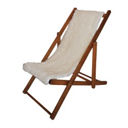 chaises longues fausse fourrure lili pouce stickers tapis luminaires personnalis s. Black Bedroom Furniture Sets. Home Design Ideas