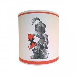 Applique le chevalier Perceval  personnalisable