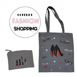 Coffret Fashion Shopping