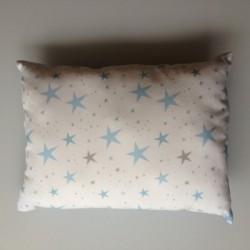 coussin toiles magiques bleu ciel lili pouce boutique. Black Bedroom Furniture Sets. Home Design Ideas