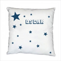 Coussin  OSCAR personnalisable