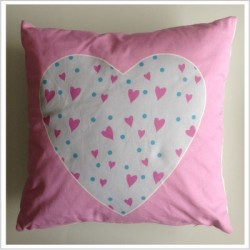 Coussin Coeur so pretty