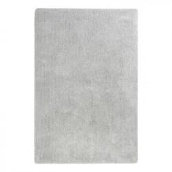 Tapis uni design Relaxx gris pierre