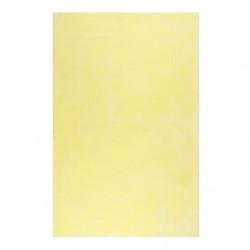 Tapis uni design Relaxx jaune