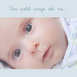 Faire part de naissance photo Théo