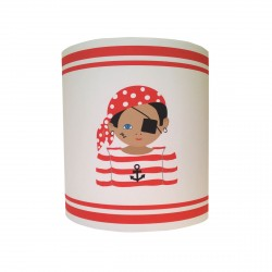 Applique Fletcher le pirate personnalisable
