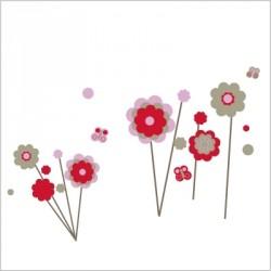 Frise Mon bouquet fleuri
