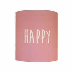 Applique lumineuse HAPPY personnalisable