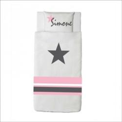Housse de couette étoiles Simone