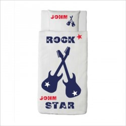 Housse de couette guitare JOHN