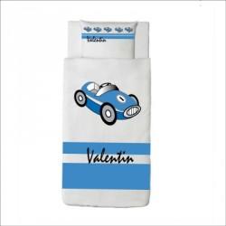 La collection de parures de lit - Housse de couette voiture de course ...