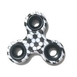 Hand spinner mat football
