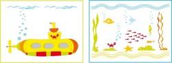 Kit deco marine : le décor sous marin à 50%