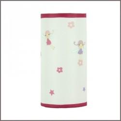 Lampes de chevet d co de lili pouce shopping deco for Lampe a poser rose