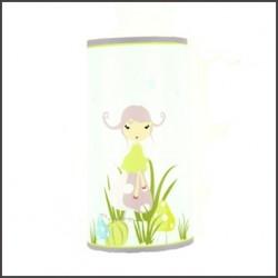 Lampe à poser Géante fée champignon
