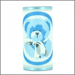 Lampe à poser ours bleu