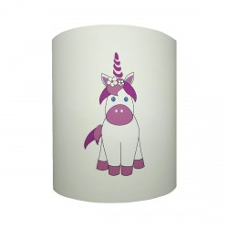 Suspension licorne personnalisable