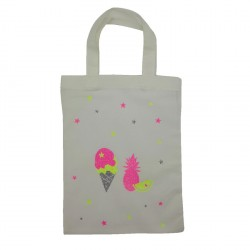 Tote bag glaces