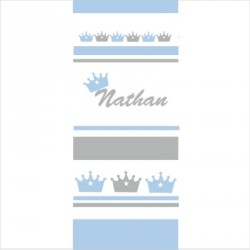 Papier peint  couronne Nathan