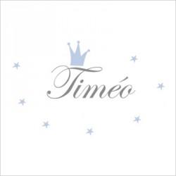 Tableau personnalisable prince Timéo