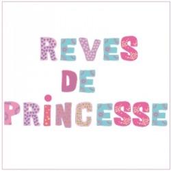 Rêve de princesse patchwork