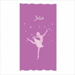 Rideau Danseuse Etoile violet