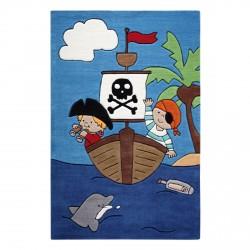 Tapis enfant Pirate Kids