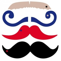 Stickers 4 moustaches