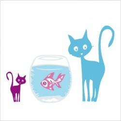 Stickers L'Aquarium