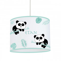 Suspension Panda personnalisable