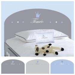 Tête de lit Timéo personnalisable