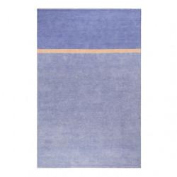 Tapis en coton design Calippo Kelim violet