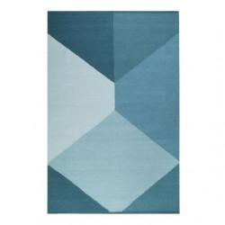 Tapis design Southland Kelim bleu