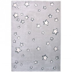 Tapis étoiles blanches Sweet Dream