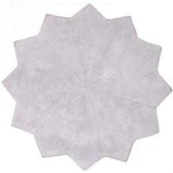Tapis étoile Lollipop grise