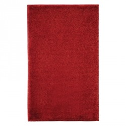 Tapis de bain antidérapant Chill rouge
