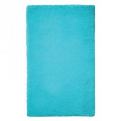 Tapis de bain antidérapant Event bleu turquoise