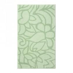 Tapis de bain antidérapant Flower Shower vert pâle