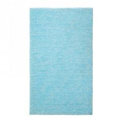 Tapis de bain antidérapant Harmony bleu ciel