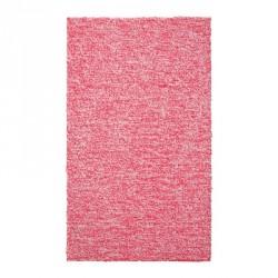 Tapis de bain antidérapant Harmony rouge